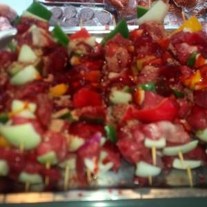 Argentine Beef Kebabs