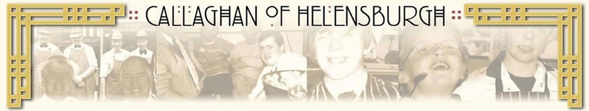 Callaghans of Helensburgh
